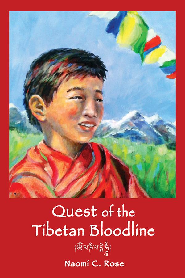 Quest of the Tibetan Bloodline